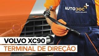Assista a um guia em vídeo sobre como substituir Suporte de motor em VOLVO XC90 I