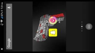 [TUTO] comment changer la police sur SnapChat