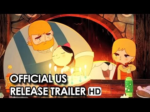 of the Sea  US Release  2014  Animated Movie HD