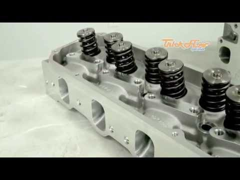 Trick Flow Specialties PowerPort Cleveland 195 and 225 Cylinder Head