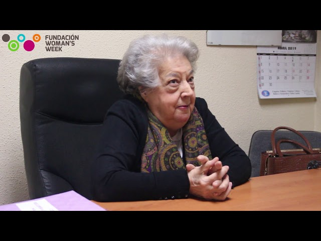 ENTREVISTA | Ana María Pérez del Campo, pionera del feminismo