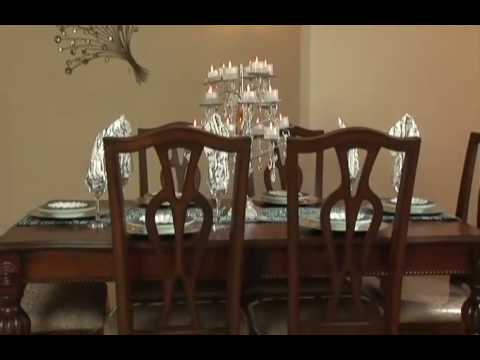 Home Staging Tips Dining Room Staging Youtube