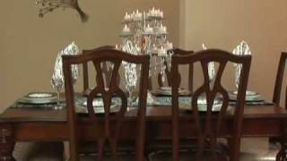 Home Staging Tips: Dining Room Staging