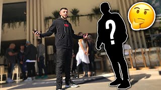 SPECIAL GUEST SURPRISES ME! *NBA ALL-STAR WEEKEND*