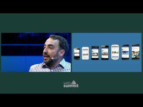 Designing security and safety for billions - Alex Stamos, CSO of Facebook, at Web Summit 2016
