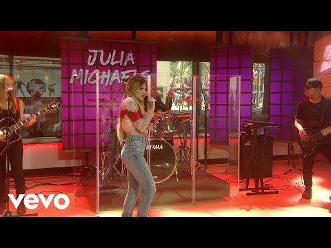 Julia Michaels - Uh Huh (Live On The Today Show)