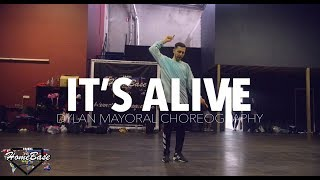 It's Alive by Fingazz | Dylan Mayoral Choreography | HBIP 2018
