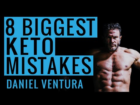 8 BIGGEST KETO MISTAKES (2018)