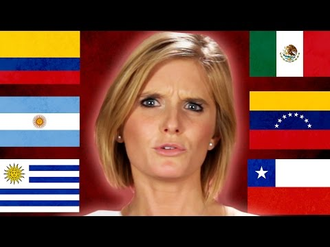 Americans Pronounce Latino Names