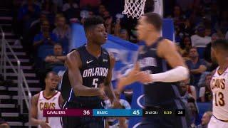 2nd Quarter, One Box Video: Orlando Magic vs. Cleveland Cavaliers