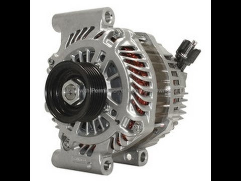 Hqdefault on 2003 Ford Escape Alternator Replacement