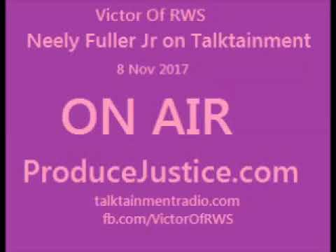 [2h]Neely Fuller Jr-  Sex 8th Area of Human Activity - 8 Nov 2017