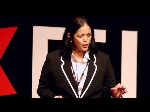 Can chemical and biological weapons save lives? Aileen Marty at TEDxFIU