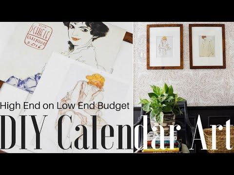 diy-calendar-art