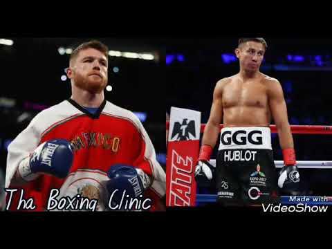Breakdown) Canelo Alvarez Resume vs Gennady Golovkin Resume... - YouTube