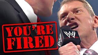 WWE FIRES 8 Superstars and Talent Wrestling News