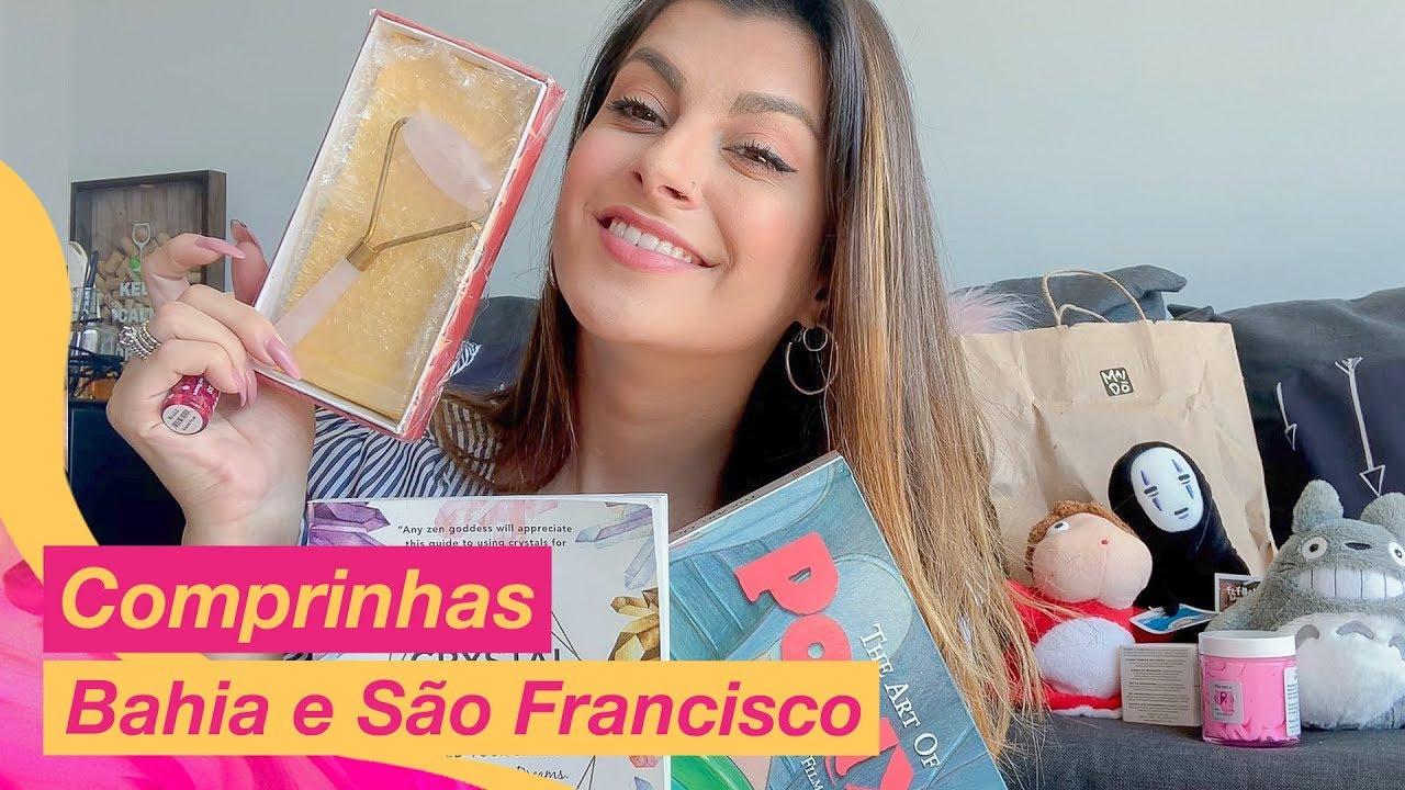 Tudo o que comprei nas minhas viagens: Bahia e São Francisco!!! | Nah Cardoso