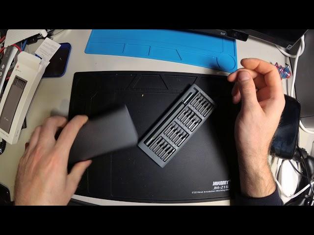 Unboxing Xiaomi Wiha 24 in 1 Precision Screwdriver Kit JXLSD01XH, SKU DZ4N400CN