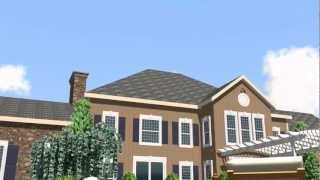 3d Sky And Clouds For Virtual Property Architect Landscape Design Software
