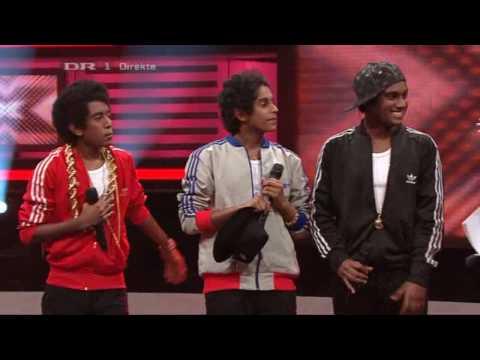 [DK] X-Factor 09 live show 2 - ASIAN SENSATION: Elsker hende mere (Nik og Jay)(HD)