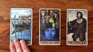 Daily Tarot Reading for 6 July 2018 | Gregory Scott Tarot