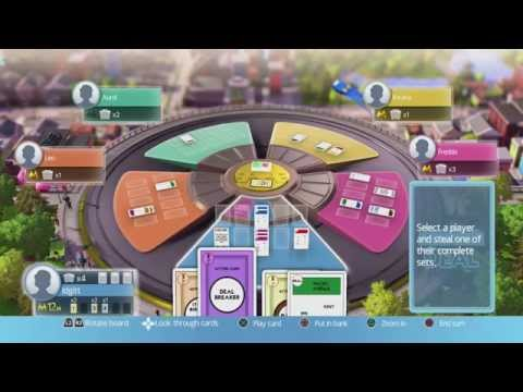Showcase: Monopoly Deal! (Monopoly Family Fun Pack)