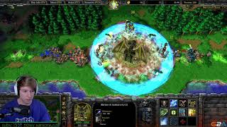 NAGI ILLIDANA - Warcraft III: (SurvivalChaos 2.99)