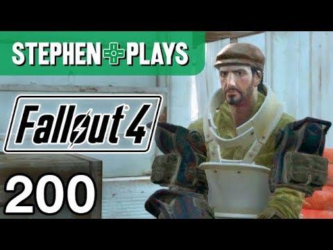 "Fallout 4 #200 - ""A Whole New Life"""