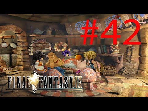 Guia Final Fantasy IX (PS4) - 42 - La cocina de Eiko