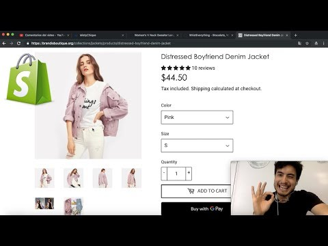 How to Sell Clothes on Shopify 2019  (3 STORE REVIEWS)