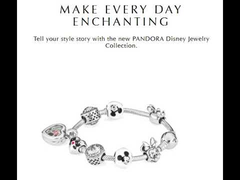 Pandora Jewelry Stores In Knoxville Enchanting Disney Pandoracelet