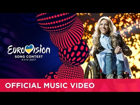 Юлия Самойлова - Flame Is Burning (Eurovision 2017 - Russia) - Познавательные и прикольные видеоролики