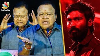 Vetrimaaran Said this on Vada Chennai Dubbing : Radha Ravi Nakkal Speech | Dhanush