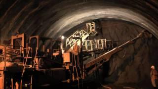 常陸太田トンネルの完成 Hitachi-Ota Hi-Vision Diary