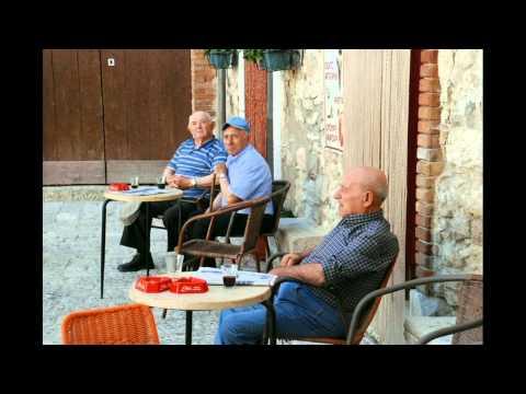 SOLE A CATINELLE - backstage delle riprese di Petrella e dintorni