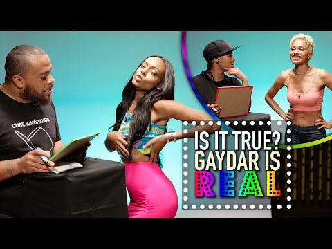 Gaydar is Real? – Is It True
