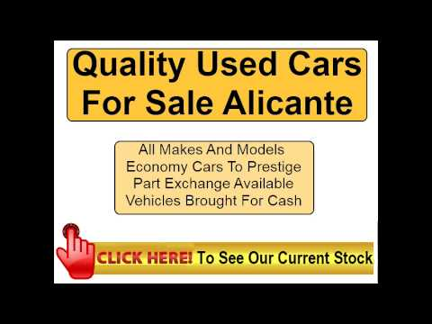 cars for sale Alicante car sales alicante best cars for sale in alicante spain