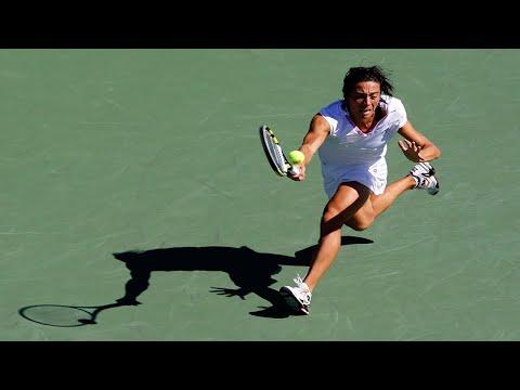 Francesca Schiavone Tweener Vs Alona Bondarenko (2010 US Open)
