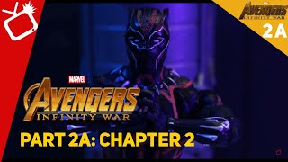Avengers Infinity War Part 2: Chapter 2 Stop-Motion Film