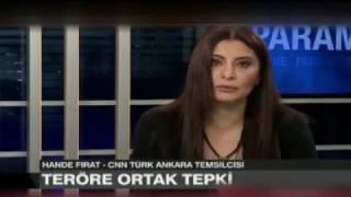 Hande Fırat'tan HDP'ye Çok Sert Sözler!