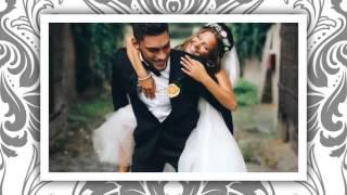 Деревянная свадьба 5 лет. Пример видео