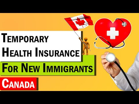 Life In Canada : Temporary Health Insurance For First 3 Months