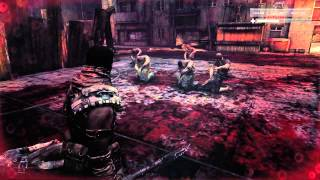 Let's Play (Blind) Afterfall InSanity Bonus Ep-Dirty Arena [A Fitting Name]