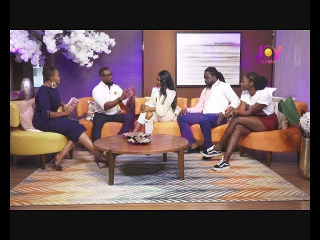 Gee Spot with MzGee -  JoyNews (3-7-18)