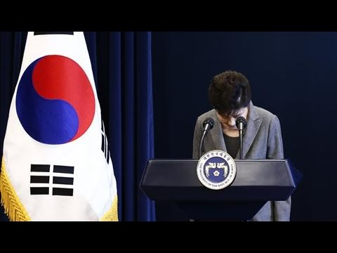 South Korean President Ejected From Office