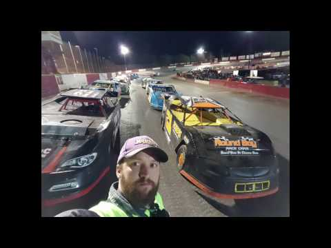 #24 Mike Younginer - Pony - 11-12-16 - Senoia Raceway - In-Car Camera