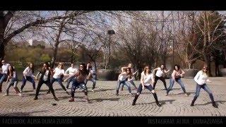 Shadow Blow Feat.  Mozart La Para -  TU CON EL  YO CON ELLA- by ALINA DUMA(Zumba Ⓡ Fitness Choreo)