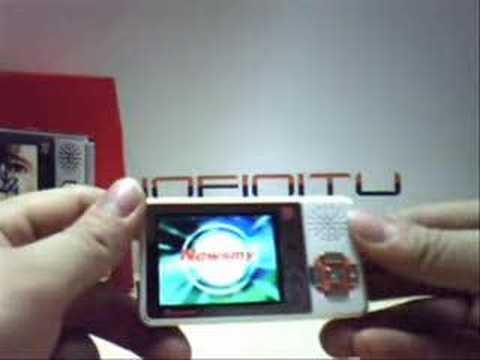 Newsmy N66 MP4 Player