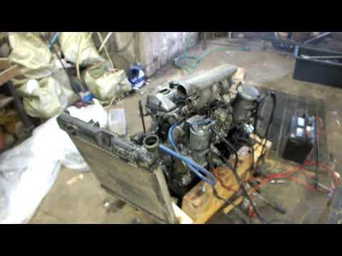 Моторы Мерседес 601готовы к отправке