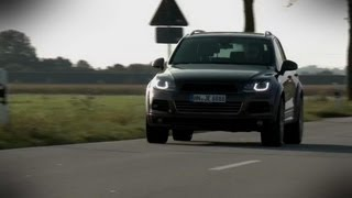 JE DESIGN VW Touareg R Line 2011 Videos